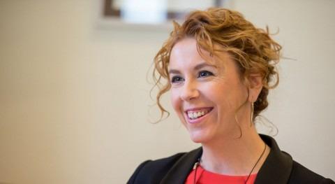 """Soledad Llamas Tutor: """" Canal Isabel II nunca hemos tenido directora general"""""""