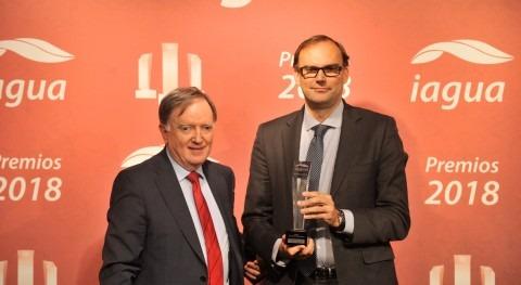 Premio iAgua Mejor Solución Tecnológica recae Nexus Integra Global Omnium