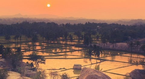 soluciones digitales ABB gestión hídrica alivian escasez agua India