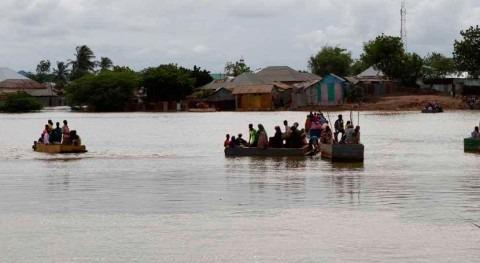 inundaciones castigan Somalia