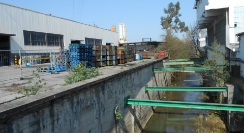URA inicia obras encauzamiento río Asua Industrias Alba y puente Sangroniz