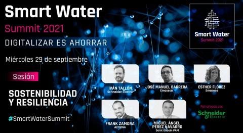 industria 5.0 impulsa sostenibilidad y resiliencia sistemas gestión agua