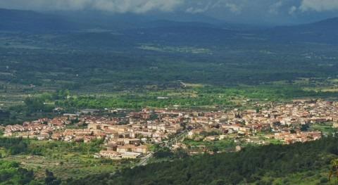 Castilla y León invierte 250.000 euros nuevo depósito agua Sotillo Adrada, Ávila