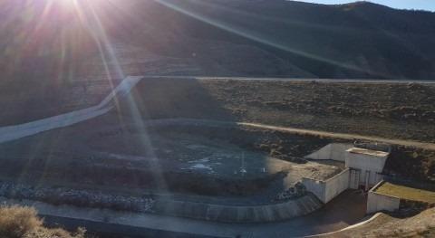 MAPAMA formaliza contrato Proyecto Complementario embalse Soto-Terroba ( Rioja)