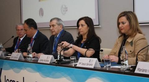 Liana Ardiles anuncia inversiones 1.595 millones euros infraestructuras hidráulicas 2015