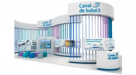 Canal Isabel II expondrá iWater proyectos innovación gestión agua