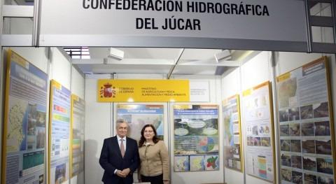 CHJ colabora XXIV Semana Ingeniería Civil y Medio Ambiente (SICMA)