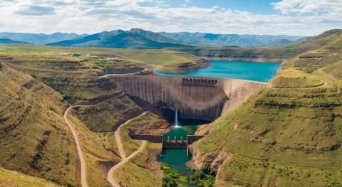 Sudáfrica necesita crear y mejorar infraestructuras hídricas atender elevada demanda
