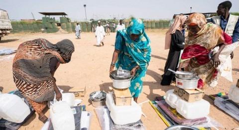 conflicto armado y inundaciones han afectado casi 625.000 personas Sudán Sur