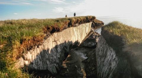 cambio climático acelera pérdida carbono suelos 'permafrost'