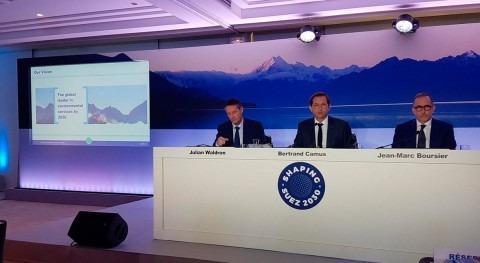 Suez anuncia nuevo Plan Estratégico: cede recortar costes presiones Amber Capital