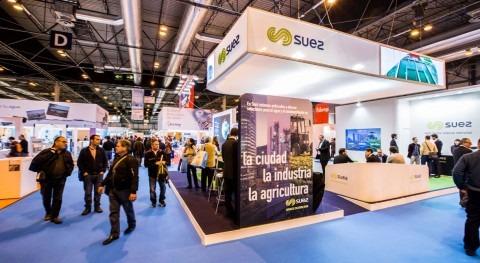 SUEZ Spain comparte soluciones y tecnologías feria SIGA