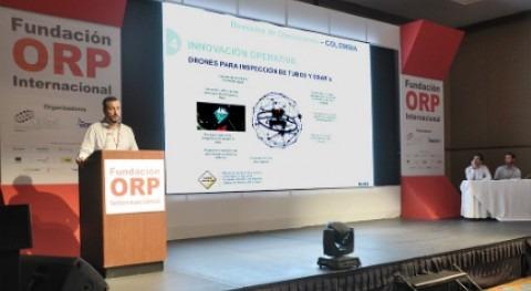 SUEZ, XVI Congreso ORP seguridad y salud trabajo celebrado Colombia