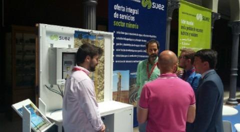 SUEZ Advanced Solutions presenta propuestas minería jornadas CONFEDEM