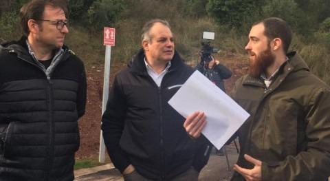 Inauguradas obras mejora suministro agua Taió, Castellví Rosanes
