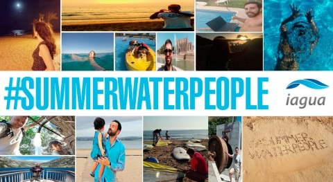 tsunami #SummerWaterpeople llega al Top 3 Trending Topic España