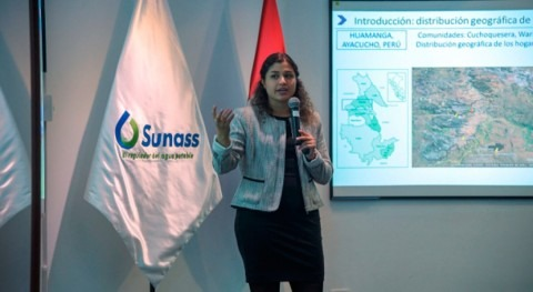 cambio climático impacta acceso al agua y salud poblaciones andinas