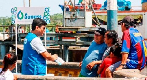 Sunass invoca gobiernos locales garantizar prestación servicios saneamiento