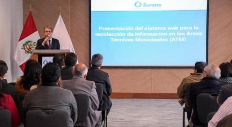 Sunass desarrolla sistema web que permitirá conocer estado servicio saneamiento rural