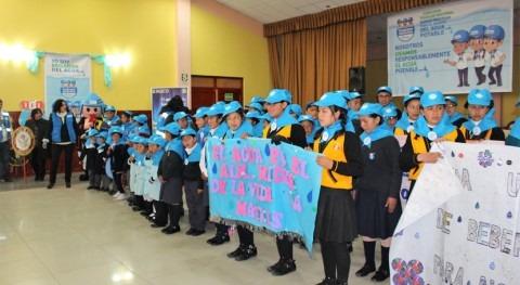Perú promueve valoración agua potable nivel nacional