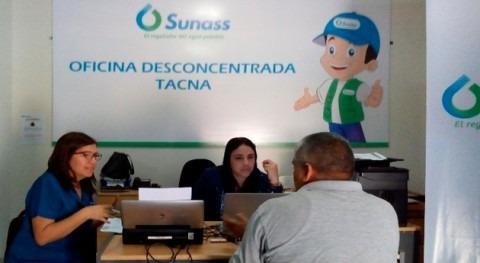 Sunass mide solución 180 reclamos facturación servicio agua elevada