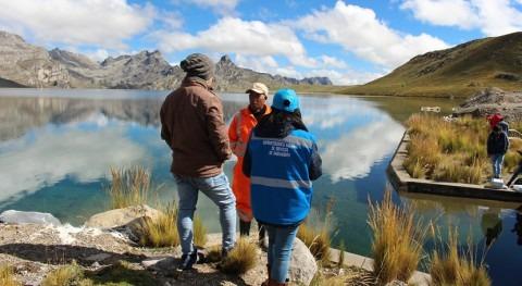 Sunass brinda asistencia técnica Emapa Pasco conservación fuentes agua