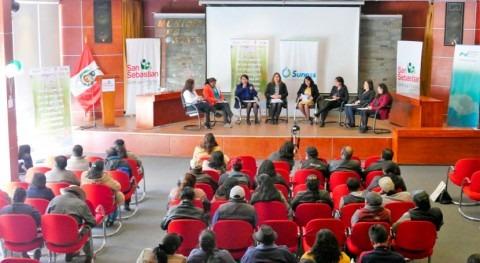 Perú busca visibilizar participación mujeres gestión agua y saneamiento