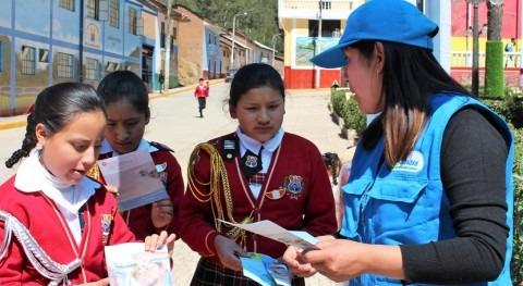 Perú orienta importancia uso responsable agua pobladores Pallanchacra
