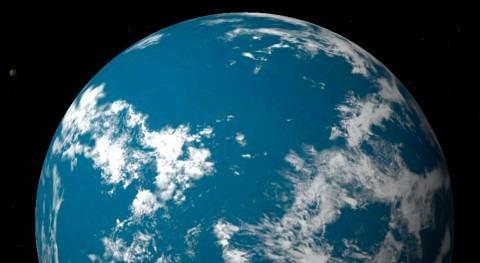 Supertierras: ¿Mundos agua?