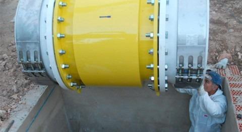 Canal Campo Turia instala dos caudalímetros T500 modernización riego