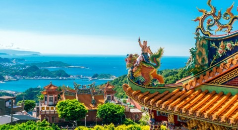 Taiwán apuesta desalación como respuesta escasez agua