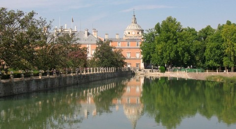 Fiscalía Medio Ambiente abre expediente situación Tajo paso Aranjuez