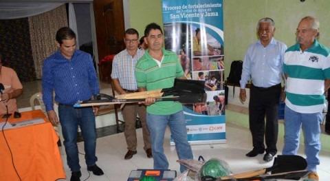 "Culmina taller ""Procesos fortalecimiento Juntas administradoras agua"" Ecuador"