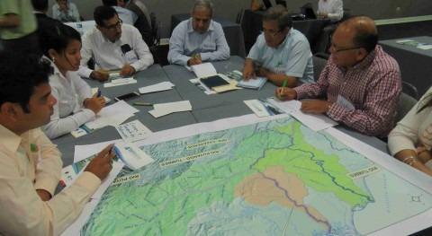 Capacitando planificación estratégica cuencas transfronterizas Perú y Ecuador
