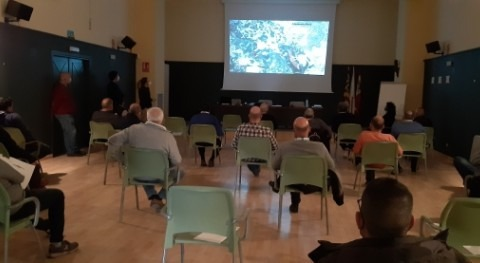 Taller deliberativo Ebro Resilience propuesta actuación Alcalá Ebro-Remolinos