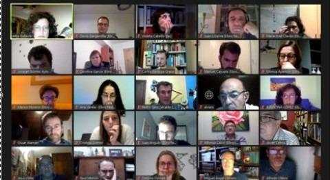 Primer taller abierto población estudios tramo Estrategia Ebro Resilience