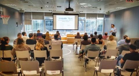 40 técnicos Seguridad y Salud Aqualia comparten conocimientos encuentro internacional