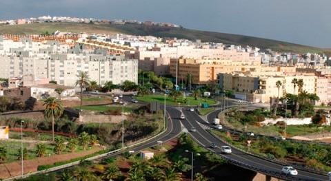 Palmas Gran Canaria renueva red saneamiento Tamaraceite, San Lorenzo y Tenoya