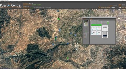 Comunidad Regantes Tarazona actualiza sistema gestión canales