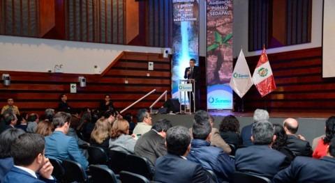 nueva tarifa Aguas Subterráneas Perú contribuirá garantizar recurso hídrico