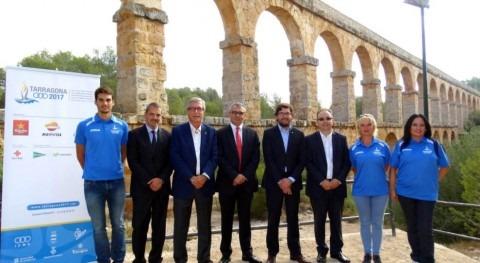Tarragona 2017. Regadío y Deporte Europa