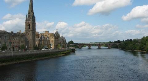 ¿Cuál es río más largo Escocia?