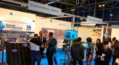 TecnoConverting-Barmatec, presentes SIGA 2019