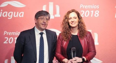 TecnoConverting Engineering gana Premio iAgua 2018 Mejor Ingeniería