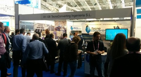 TecnoConverting Engineering estuvo presente, vez más, Aquatech
