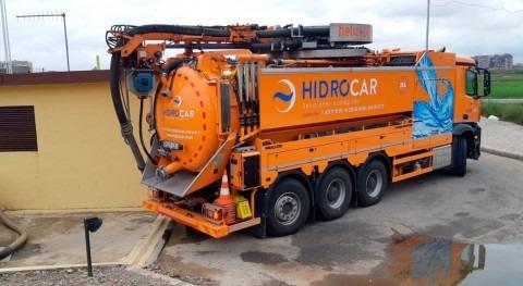 TECSAN entrega seis nuevos camiones limpieza sistemas reciclaje agua