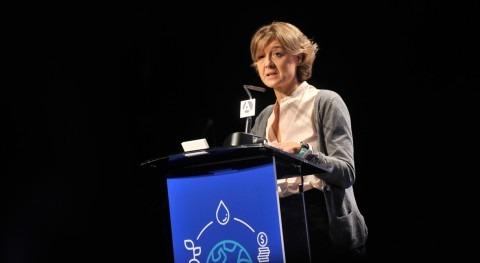 """Tejerina: """"Es necesario intensificar diálogo políticas públicas ligadas al agua"""""""
