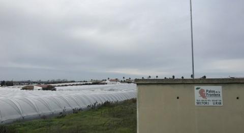 Comunidad Regantes Palos Frontera instala dispositivos telecontrol agua