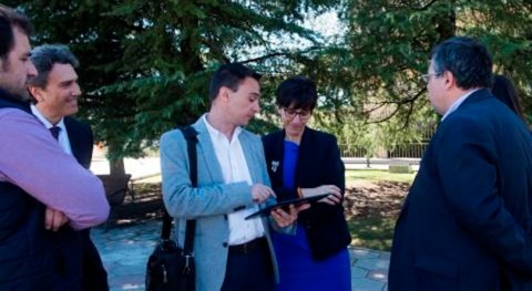 Pozuelo Alarcón ahorrará 30% agua parques gracias telegestión riego