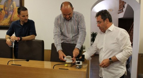 2ª fase servicio telelectura Santa Eulària des Riu ahorra 816 m3 mes